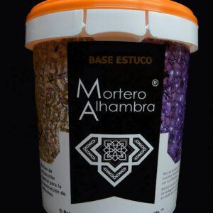 Mortero Alhambra BASE ESTUCO
